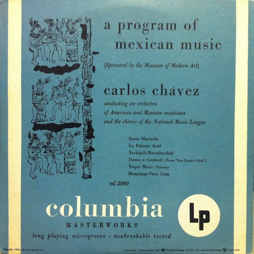 1949-Carlos-Chavez-A-Program-of-Mexican-Music