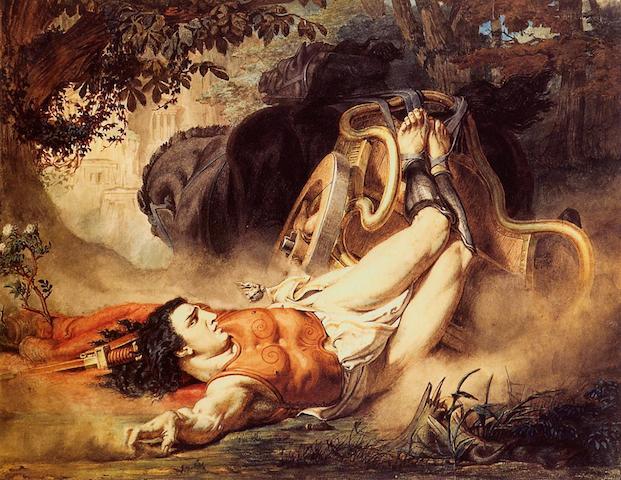 Hippolytus_Sir_Lawrence_Alma_Tadema