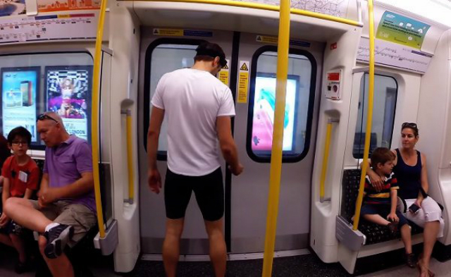 carrera vs el metro londres