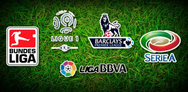 cinco ligas importantes