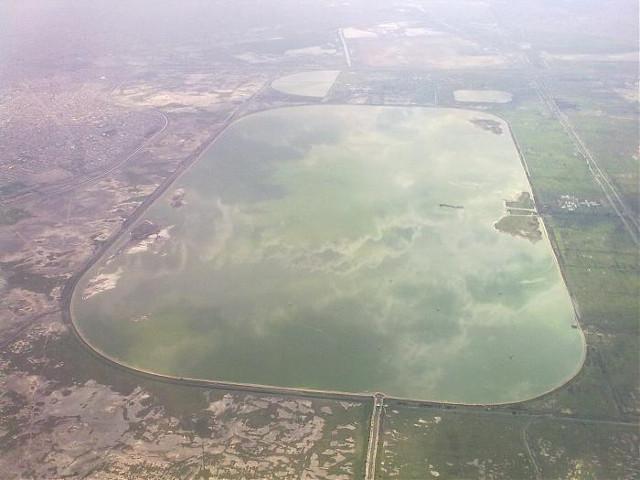 lago nabor carrillo