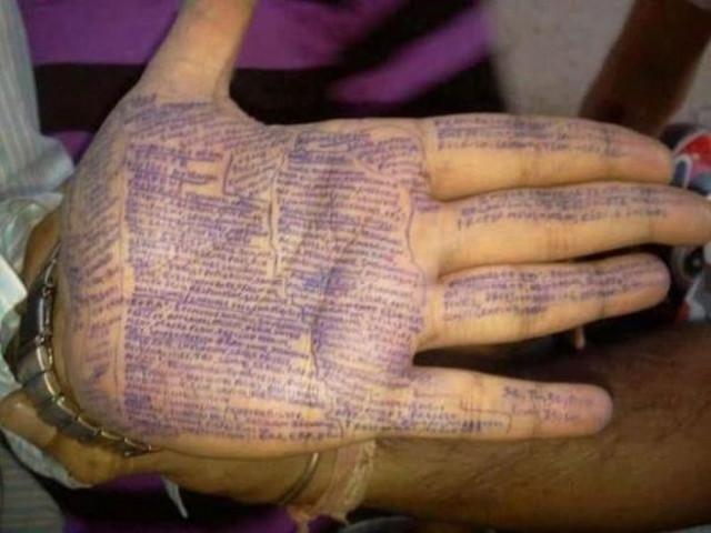 Nuevos Métodos Para Copiar En Los Exámenes Usando La Tecnología