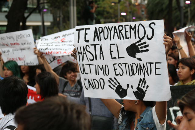 Marcha #Ayotzi- Fernando Fuentes -13