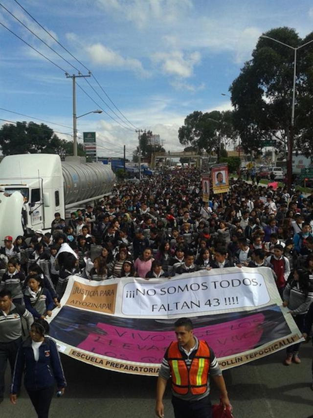 Mexico texcoco