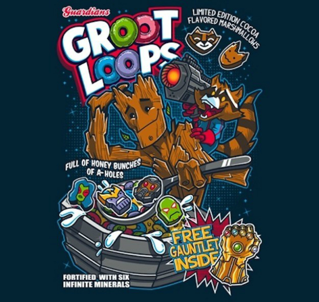 cereal im groot