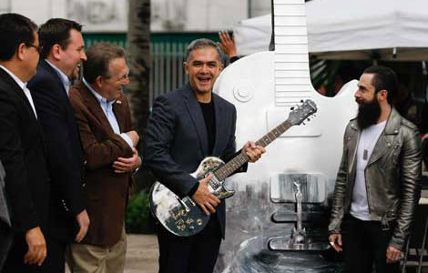 mancera guitarra