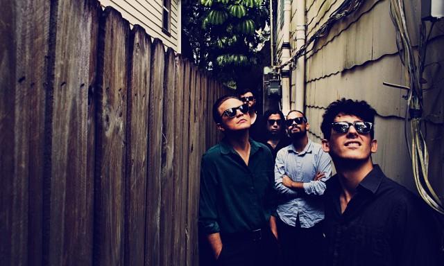 Indie band Merchandise