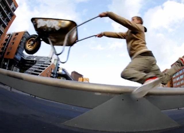 skateboard carretilla
