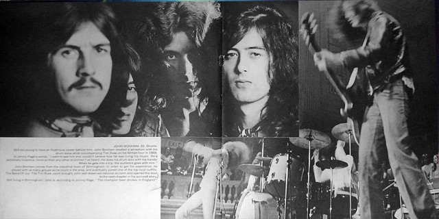 led zeppelin us tour