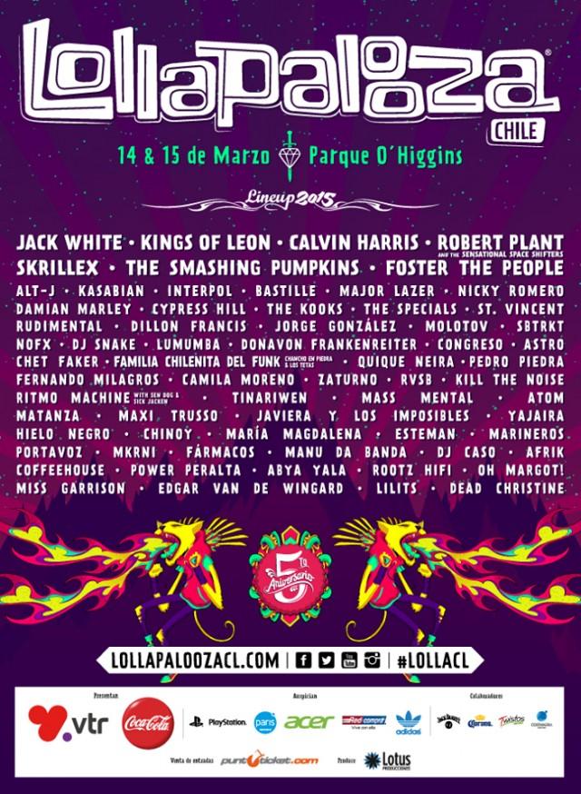 Lollapalooza Chile