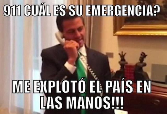 Meme-Pena-Nieto-911-9