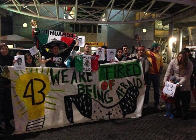 Protesta-Ayotzinapa-Amsterdam-3