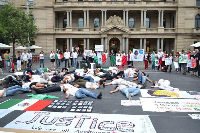Protestas-EPN-Australia-4