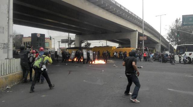 ayotzinapa df