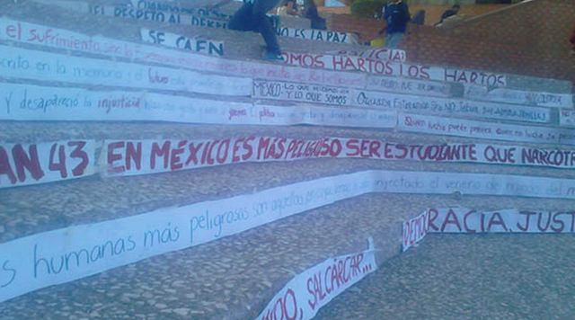 ayotzinapa ibero