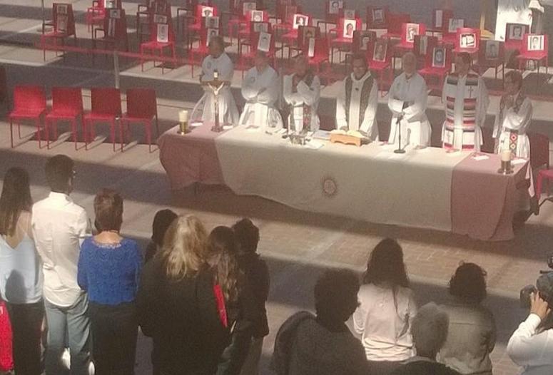 ayotzinapa misa ibero