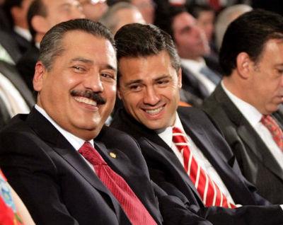 Manlio Fabio Beltrones y Enrique Peña Nieto