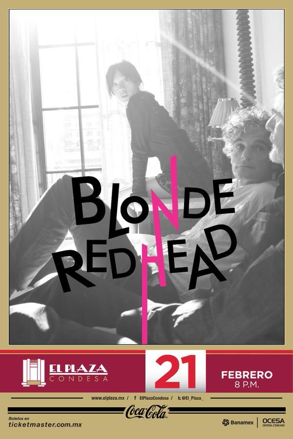 blonde redhead en particulier
