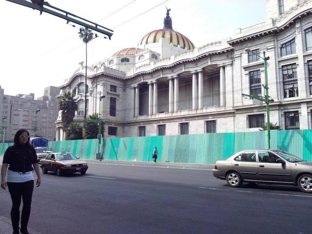 centro histórico seguridad