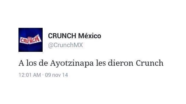 crunch tuit ayot