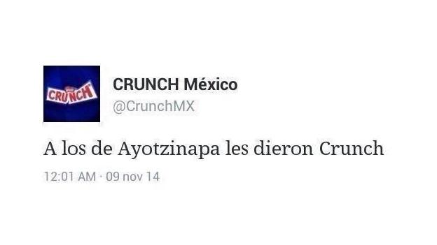 crunch tuit ayot