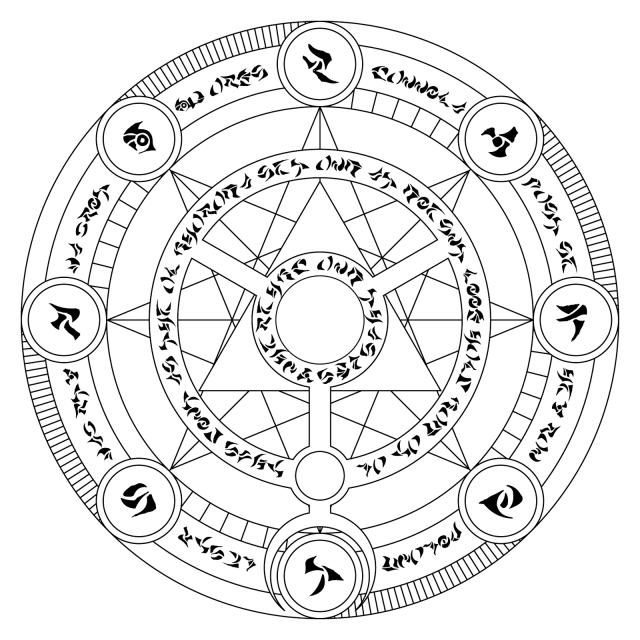 magic circle 2