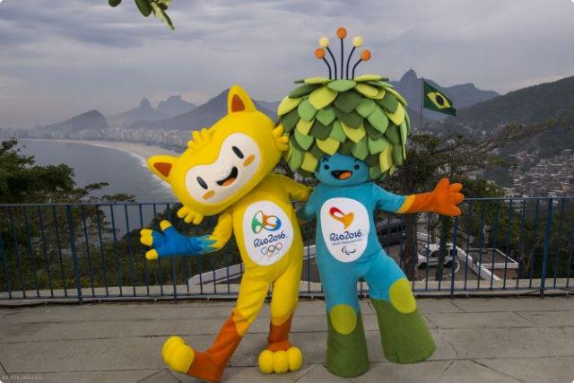 mascotas rio 2016