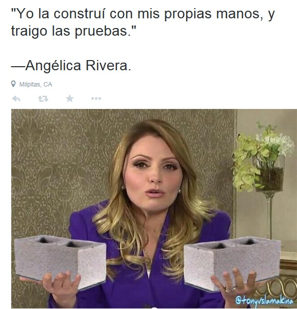 meme angelica rivera