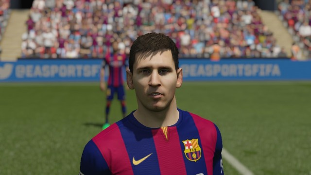 FIFA 15 DEMO Kick Off (In Menus)