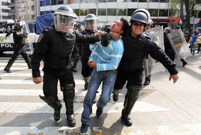 policia capitalina