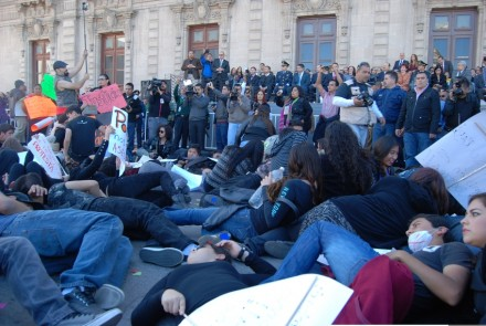 protesta chihuahua