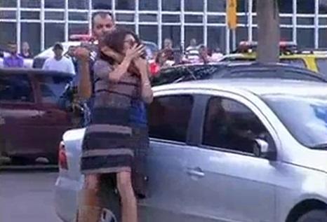 rescate rehen brasil