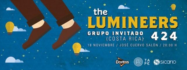Lumineers Mexico