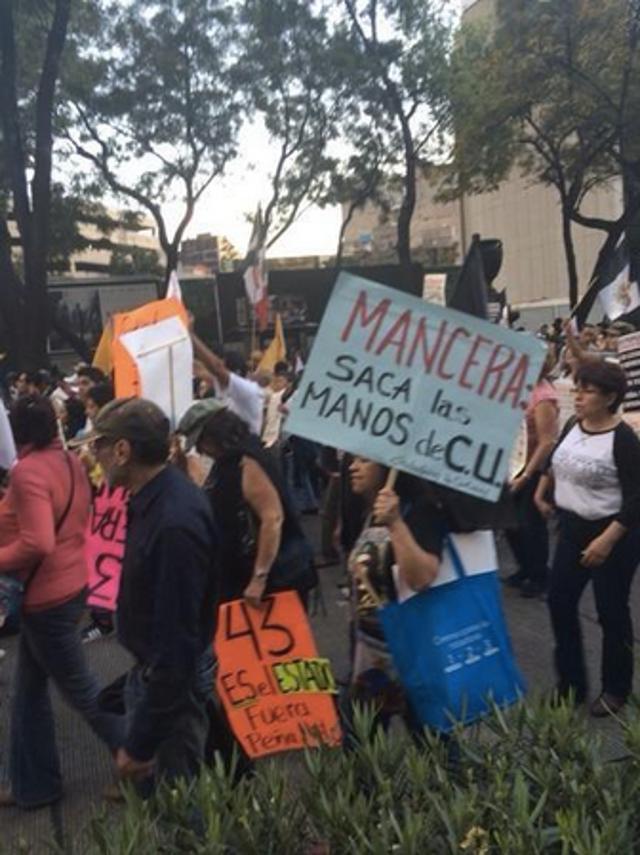 unam ayotzinapa