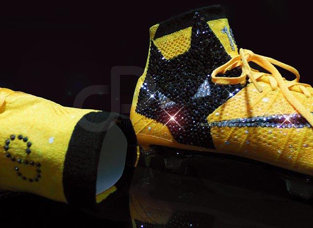 Zapatos De Del Mundo Futbol Llamativos Los Más Y7gvf6yb