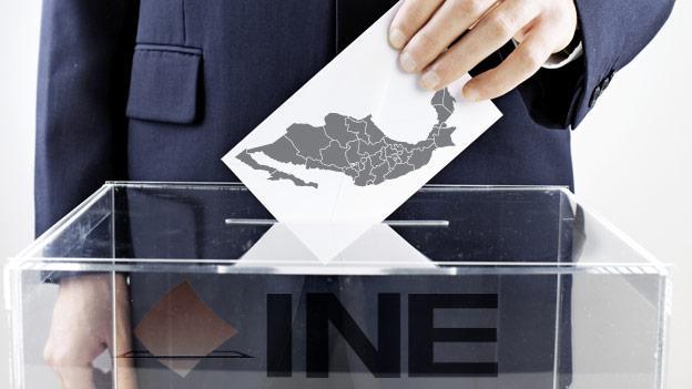 INE eleccion