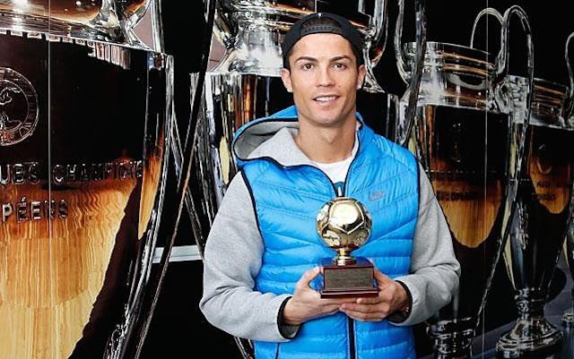 cr7 goleador 2013