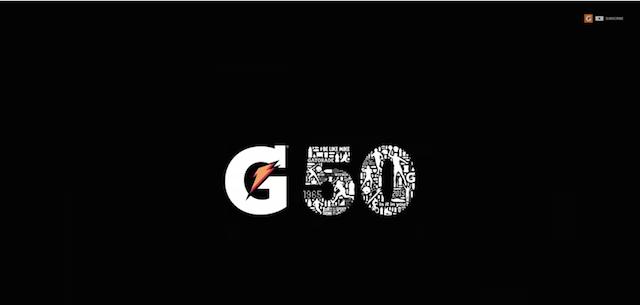 gatorade 50