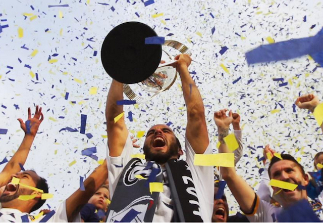landon donovan campeon mls 3