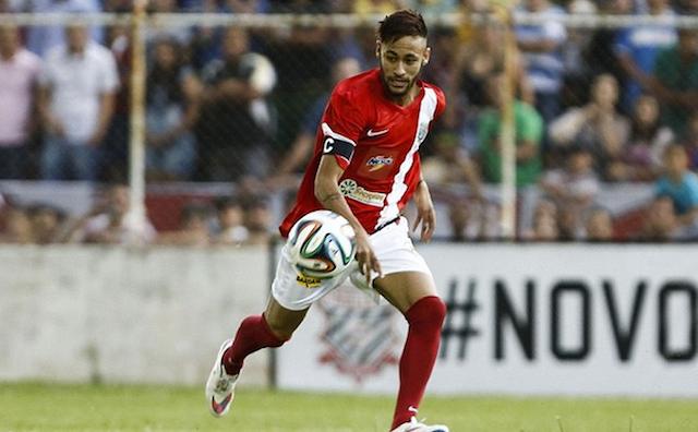 neymar golazo