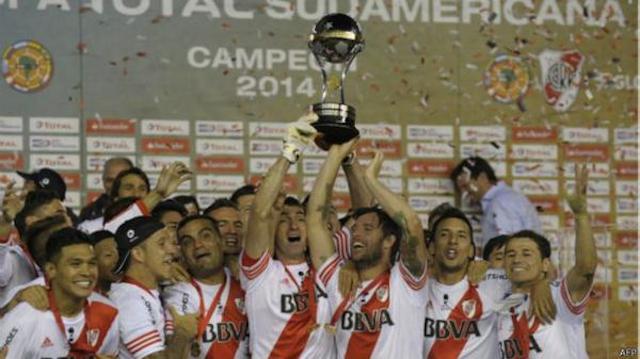 river campeon sudamericana