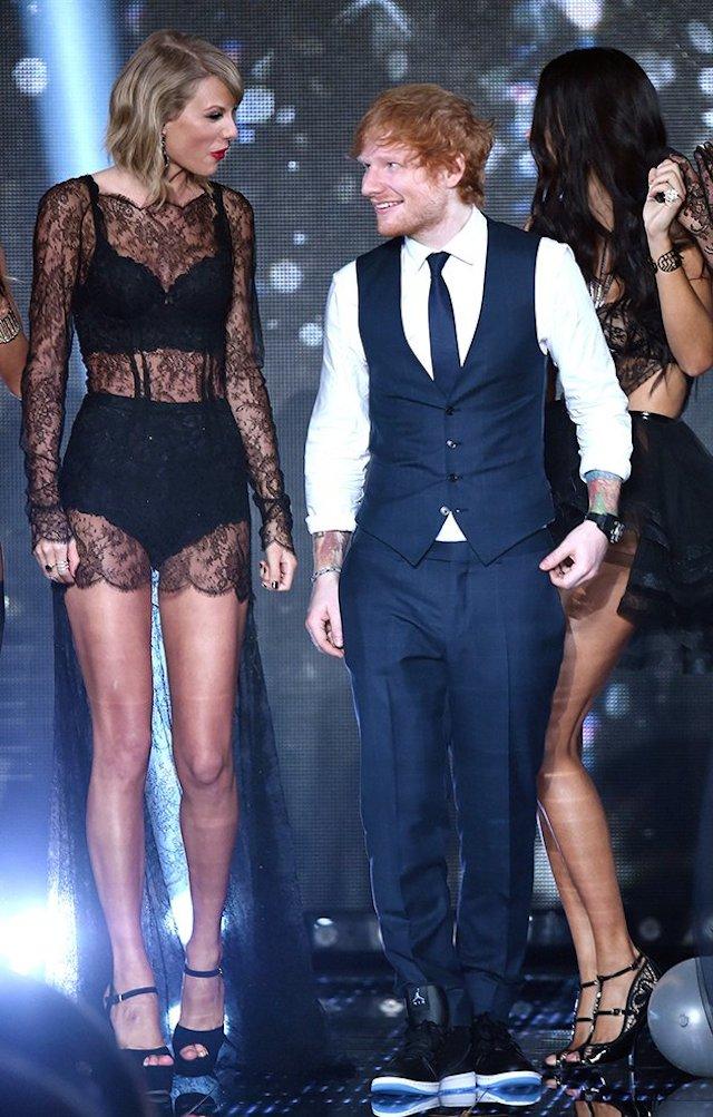 Victoria's Secret Fashion Show, London, Britain - 02 Dec 2014