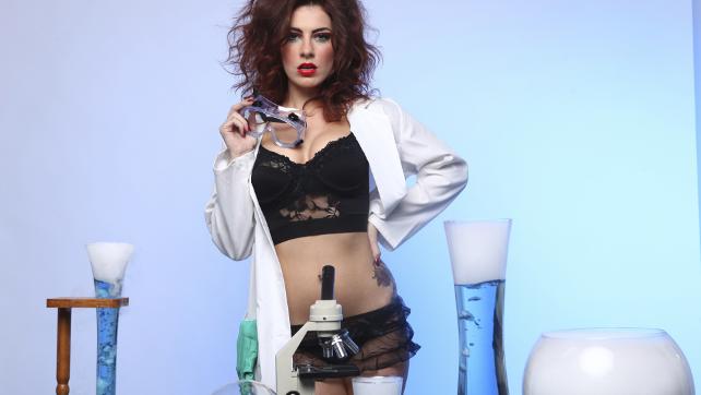 Sexy-Scientist