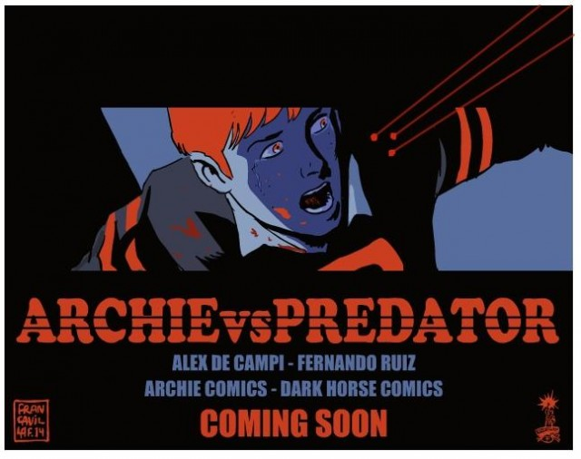 archie-vs-predator-comic-cover-art