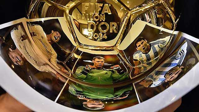 balon de oro 2014