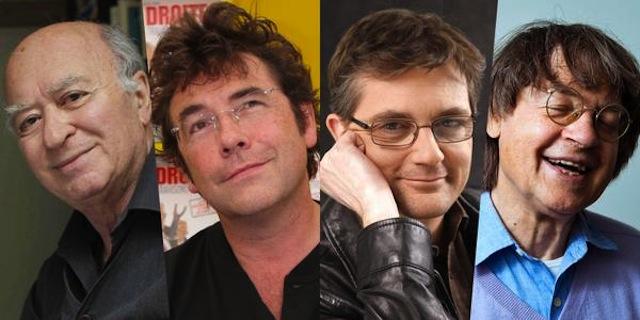 charlie-Wolinski, Tignous, Charb, Cabu