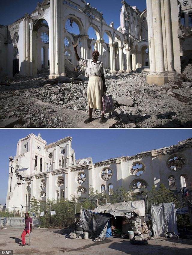 Haiti Five Years Later