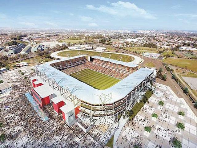 newcastle australia estadio