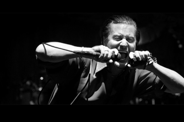 Dustin Rabin Photography, Faith No More, Mike Patton, Coachella,
