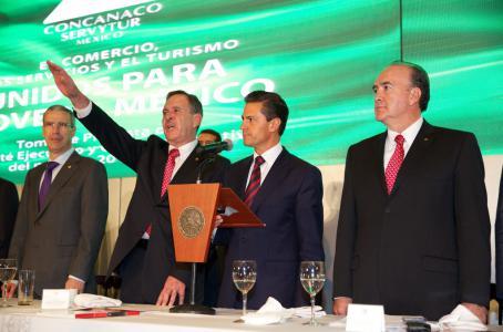 Enrique Solana concanaco